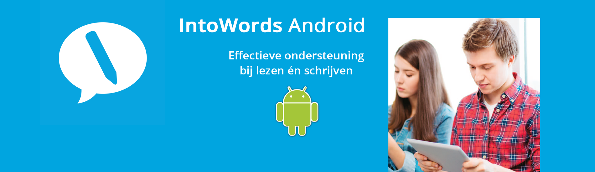 slider intowords android